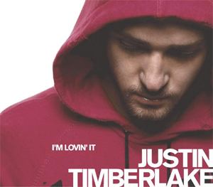 Im Lovin It (song) 2003 single by Justin Timerlake