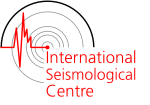Officiële identificatiecode van het International Seismological Center