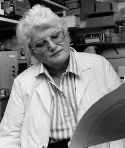Julia Bodmer geneticist