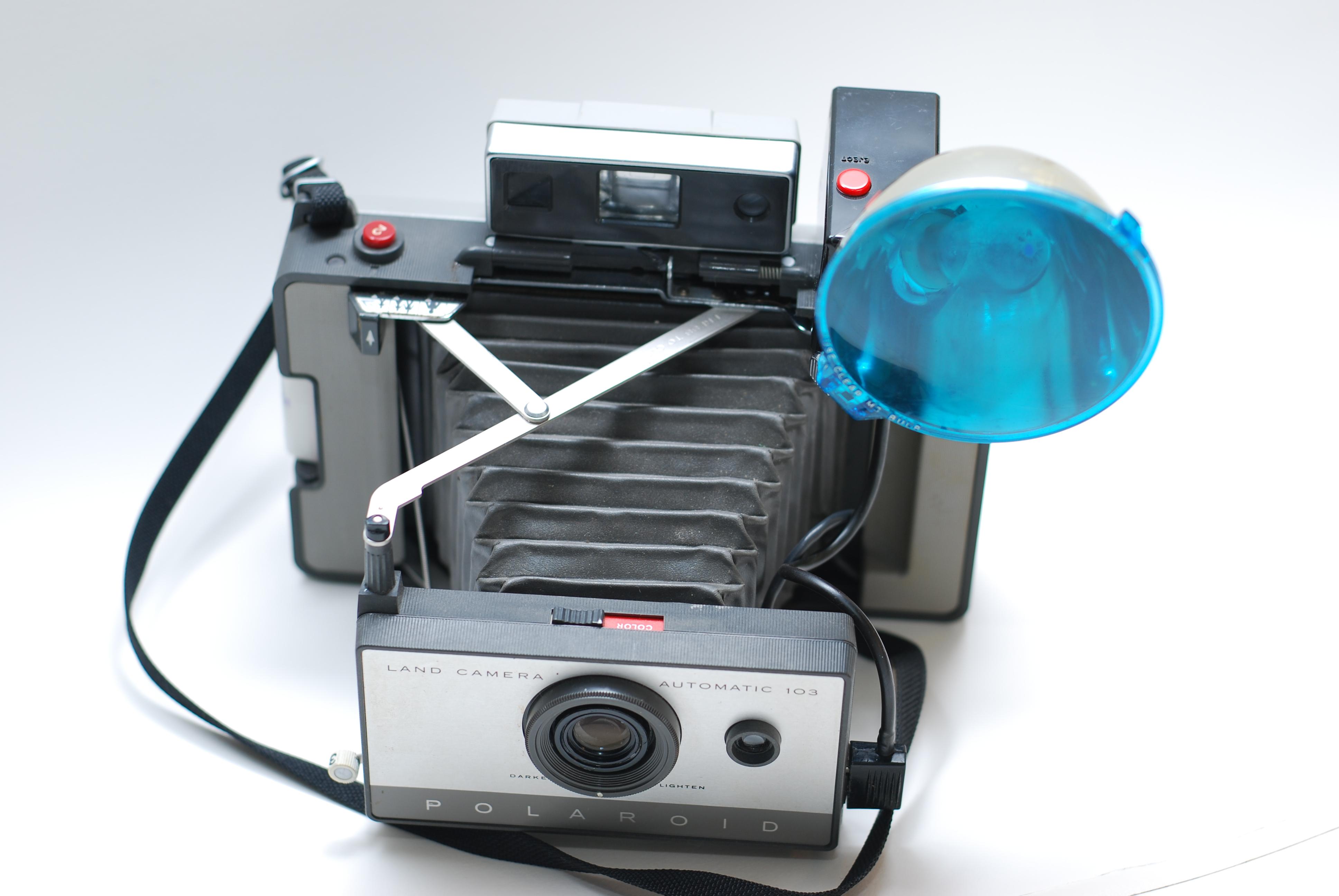 Best polaroid/instant camera long term?