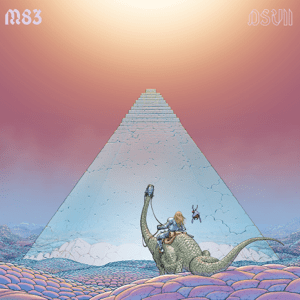 <i>DSVII</i> 2019 studio album by M83