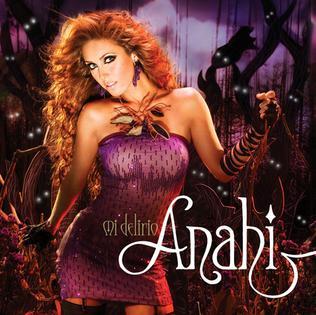 <i>Mi Delirio</i> 2009 studio album by Anahí