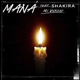 ManГЎ featuring Shakira — Mi Verdad (studio acapella)