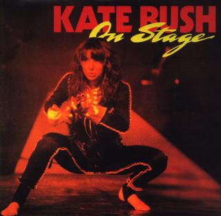 <i>On Stage</i> (EP) 1979 EP by Kate Bush