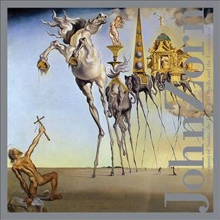 <i>On the Torment of Saints, the Casting of Spells and the Evocation of Spirits</i> 2013 studio album by John Zorn