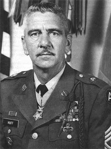 Paul B . Huff