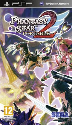 Phantasy Star Portable 2 [USA] CWCheats - TJS Daily