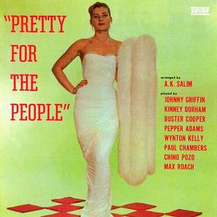 <i>Pretty for the People</i> album by A. K. Salim