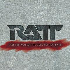 <i>Tell the World: The Very Best of Ratt</i> 2007 greatest hits album by Ratt