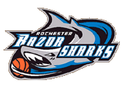 Rochester Razorsharks American minor-league basketball team