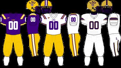 2009 LSU Tigers Football Team