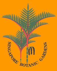 Singapore botanic gardens logo