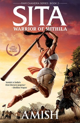 Sita Warrior of Mithila cover.jpg