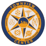 The Yvonne A. Ewell Townview Magnet Center Seal