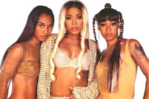 TLC (group) American vocal group