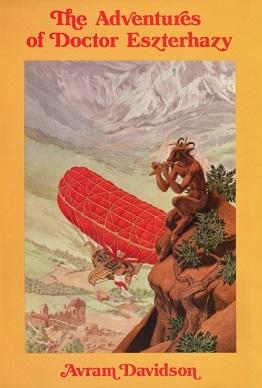 <i>The Adventures of Doctor Eszterhazy</i> book by Avram Davidson