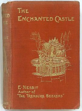 Picture of a TV show: The Enchanted Castle