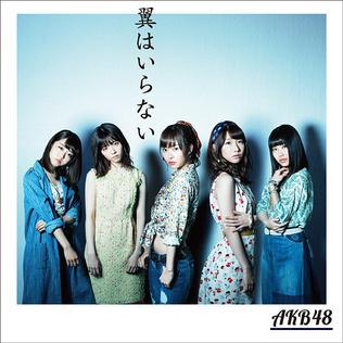 Tsubasa wa Iranai single by AKB48