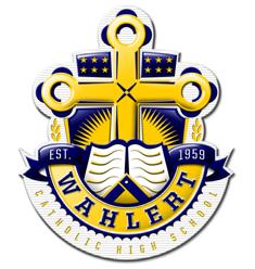 Wahlert Catholic High School Private secondary school in Dubuque, Iowa, united States