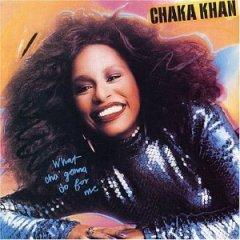 <i>What Cha Gonna Do for Me</i> 1981 studio album by Chaka Khan