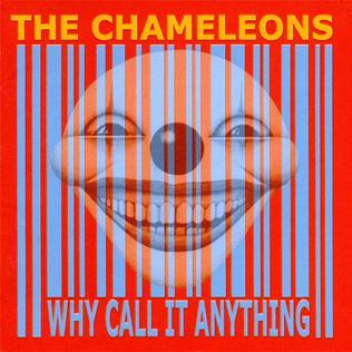 <i>Why Call It Anything</i> 2001 studio album by The Chameleons
