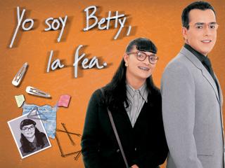 <i>Yo soy Betty, la fea</i> 1999 Colombian telenovela