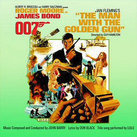 <i>The Man with the Golden Gun</i> (soundtrack) 1974 soundtrack album by John Barry