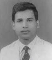 A. Thurairajah Sri Lankan Tamil Academic