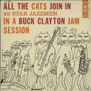 <i>All the Cats Join In</i> 1956 studio album by Buck Clayton