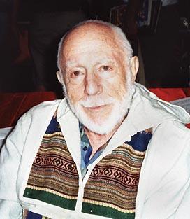 Alvin Schwartz (comics) writer
