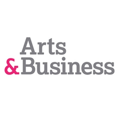 Arts & Business Logo