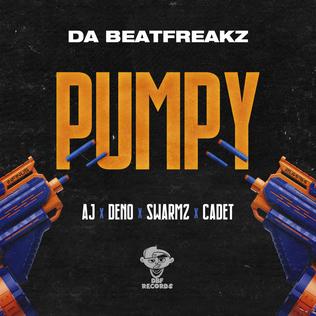 Pumpy 2018 single by Da Beatfreakz