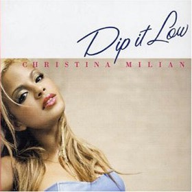Christina Milian — Dip It Low (studio acapella)