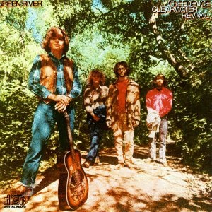 <i>Green River</i> (album) 1969 studio album by Creedence Clearwater Revival