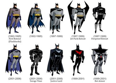 Batsuit - Wikipedia, the free encyclopedia