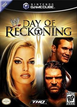 Image result for wwe day of reckoning
