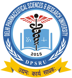 Delhi Pharmaceutical Science and Research University logo.png