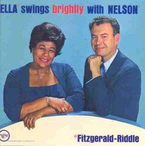 <i>Ella Swings Brightly with Nelson</i> 1962 studio album by Ella Fitzgerald