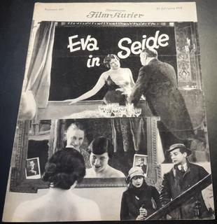 <i>Eva in Silk</i> 1928 film by Carl Boese