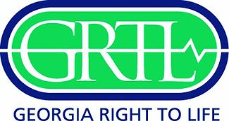 Georgia Right to Life Logo