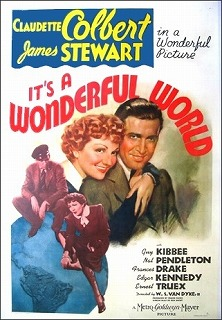 <i>Its a Wonderful World</i> (1939 film) 1939 film by W. S. Van Dyke