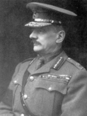 Portrait of Sir Ivor Maxse. Official War Office Photograph