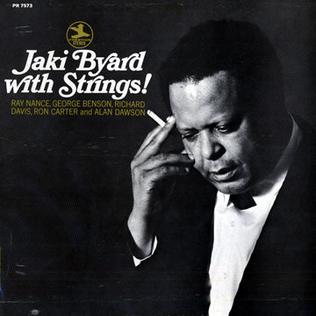 <i>Jaki Byard with Strings!</i> 1968 studio album by Jaki Byard