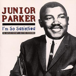 Junior Parker American Memphis blues singer and musician