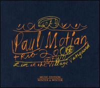 <i>Live at the Village Vanguard</i> (Paul Motian album) 2007 live album by Paul Motian