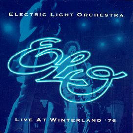 <i>Live at Winterland 76</i> 1998 live album by Electric Light Orchestra