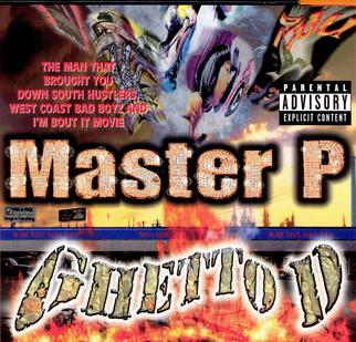 <i>Ghetto D</i> 1997 studio album by Master P