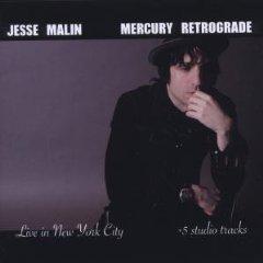 <i>Mercury Retrograde</i> 2008 live album by Jesse Malin