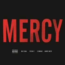 Kanye West, Big Sean, Pusha T and 2 Chainz — Mercy (studio acapella)