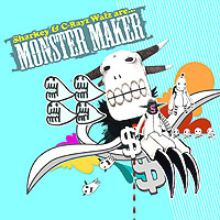 Monster Maker (C-Rayz Walz Sharkey album) coverat.jpg